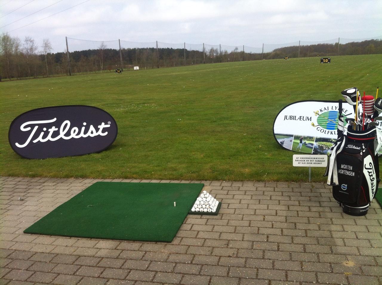 Faciliteter - Kaj Lykke Golfklub